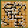 【囲碁】私の実戦から:惰性の対応が負けにつながった。