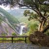 高いと涼しい屋久島(4) 千尋の滝を臨む