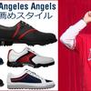大谷翔平、MLBのロサンゼルス LA・エンジェルス仕様!FOOTJOYシューズ!!