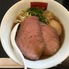 牛骨らぁ麺マタドールANNEXで贅沢醤油らぁ麺(南千住)