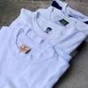 白Tシャツを着心地で比較する...着こなしのヒント