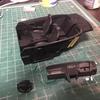 アオシマ LBワークス R35 GTR type2 製作 ⑨  シャシー製作
