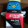 純正リムテープをNoTubes YELLOW RIM TAPEに変えてみた