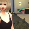 【Sims4】街中の男シムと恋愛しまくるキイロちゃん