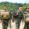 身内のベトナム軍人