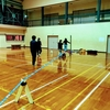 04/05(木) スラックライン体験会 in 南内越コミュニティ体育館