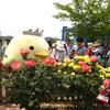 よしうみ・春のバラ祭り♩2013!