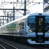 9月10日撮影 中央線 西八王子~高尾間 EH200貨物列車や211系、E233系、E257系を撮影