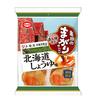 期間限定で味わえる!「18枚 亀田のまがりせんべい 北海道しょうゆ味」