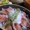"""豊岡市日高町""""miso""""のローストビーフ丼が美味しい"""