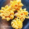 【レシピ動画】お花の卵焼きの作り方