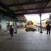 2月20日水曜日 ⑤ コインブラからアヴェイロに電車で行く。夕食は運河沿いのイタリアンLa Mamaromaで