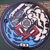 高知市のマンホールの蓋(4)