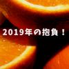 2019年、元ニートちゃんの今年の抱負!