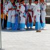 北九州わっしょい百万隊:関門よさこい大会2017(門司港、親水公園)