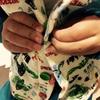 3歳児ボタン止めの成果