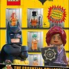 2017年9月28日新発売! 洋書「The LEGO® BATMAN MOVIE The Essential Collection (Lego Batman Movie) 」ミニフィギュア付き