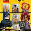 2017年9月28日新発売! 洋書「The LEGO® BATMAN MOVIE The Essential Collection (Lego Batman Movie) 」ミニフィギュア付き