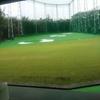 ゴルフ練習場のリニューアル