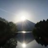 田貫湖のダブルダイヤモンド富士の時期、時間帯、観賞スポット、アクセスは?【静岡・富士宮市】