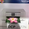 【良品】ブラザープリンタ( DCP-J577N)ランニングコスト 互換インク LC3111