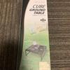 ロースタイルなソロキャンプに最適なテーブル!?snowline キューブグラウンドテーブル