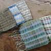 草木染めのスカーフやマフラー