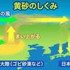 晴れ→雨→?