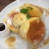 「Butter」のふわふわパンケーキ