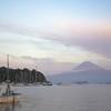 もうすぐ冬ですね〜 西伊豆からみる富士山も良いですよ