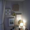 狭い部屋のクリスマスインテリア!もみの樹はなくても、枯れない花のミニツリーがあります
