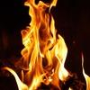 焚き火はひとの一生だ