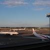 【雑記】成田空港で飛行機を撮影してきました