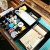 100均の収納ボックスでもおしゃれに整理整頓!折り紙とラベルで簡単DIY!