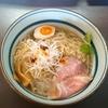 【富山】「塩こうじの冷やしそば」中華蕎麦 はし本