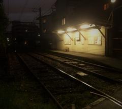 ★天神ノ森駅