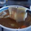 【千年ニコ天】麺はツルツルで具だくさんの冷やしカレーきしめんを食す