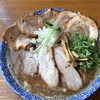 山形市 麺屋春馬 チャーシュー麺