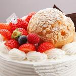 各務原市でみんなに愛される、本格誕生日ケーキが食べられるケーキ屋さん