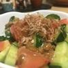 スーパーフードな納豆にきゅうりとトマトとオリーブが出会ってからの物語