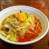 【今週のラーメン542】 旨辛ラーメン 表裏 (東京・水道橋) ピリ辛拉麺