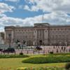 イギリス:ロンドン・バッキンガム宮殿と衛兵交代