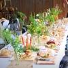【料理編③】プランナーなしで結婚式を作る方法|セルフプロデュースのフェスウェディング経験談