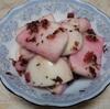 カブの梅生姜和え
