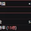 50000円チャレンジ19日目(6/7)