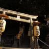 【八柱神社 題目立】は国の重要無形文化財とユネスコ無形文化財にも登録されている民俗芸能です(奈良市)
