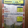 2014/11/30 ANYO、nego、Heiligenschein middle9 duo、DAMAGE、NETWORKS @ CONPASS
