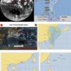 【台風13号発生・台風14号・15号の卵】02日09時にフィリピンの東で台風13号『レンレン』が発生!気象庁・米軍の予想では07日09時には九州の西まで北上する見込み!この他にも日本周辺には台風の卵である熱帯低気圧が2つ(91W・TD14W)も存在!