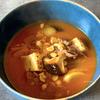 [レシピ]テレワーク飯に!ホットクックでお手軽「キムチ納豆チゲ(と、シメの雑炊)」