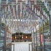 琴崎八幡宮「風鈴まつり」に行ってきました。
